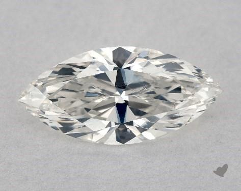 1.01 Carat H-SI1 Marquise Cut Diamond
