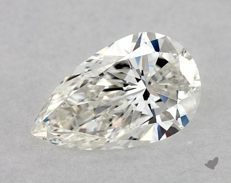 1.20 Carat H-VS2 Pear Shape Diamond