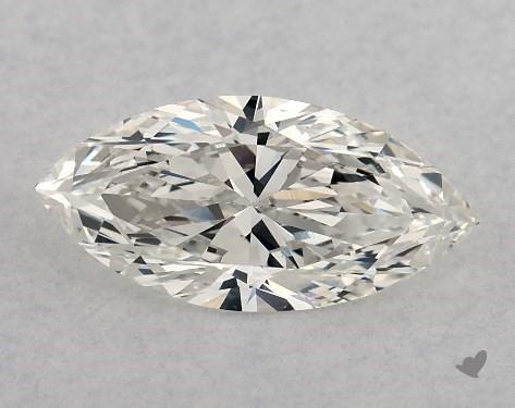 1.00 Carat H-SI1 Marquise Cut Diamond