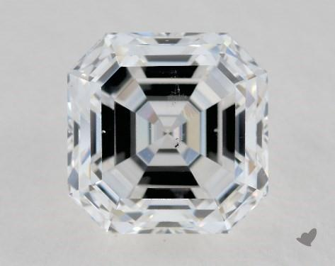 1.06 Carat E-VS2 Emerald Cut Diamond