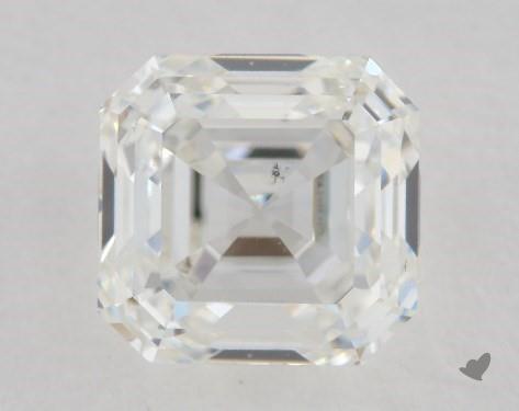 1.01 Carat H-SI1 Emerald Cut Diamond