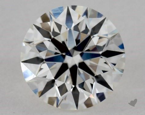 1.41 Carat G-VS1 True Hearts<sup>TM</sup> Ideal Diamond