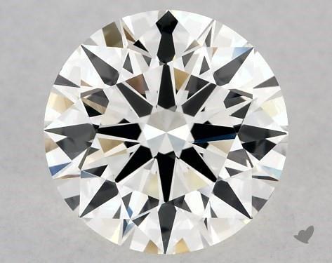 1.20 Carat H-VS1 Excellent Cut Round Diamond