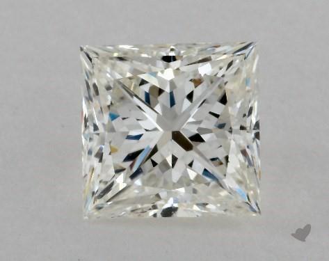 1.55 Carat J-VS1 Ideal Cut Princess Diamond