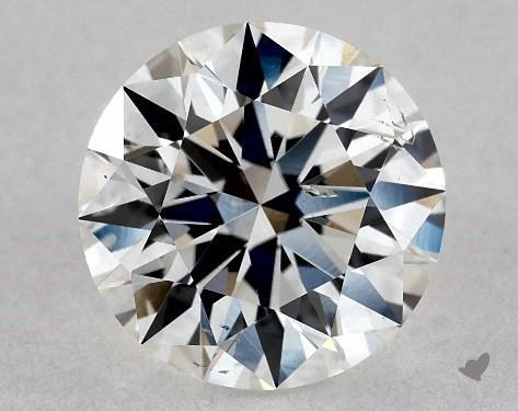 1.07 Carat H-SI1 True Hearts<sup>TM</sup> Ideal Diamond