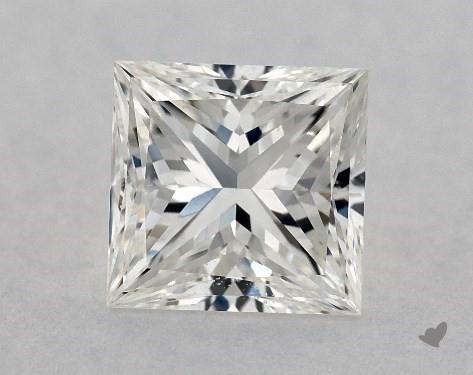 1.03 Carat H-VS2 Ideal Cut Princess Diamond