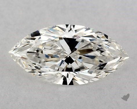 0.90 Carat H-VS2 Marquise Cut Diamond