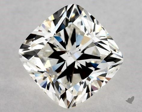 2.01 Carat H-VS2 Cushion Modified Cut Diamond