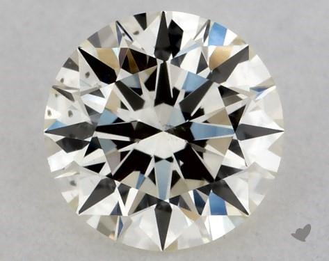 0.36 Carat L-SI1 Excellent Cut Round Diamond