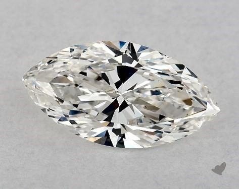 2.00 Carat H-VS2 Marquise Cut Diamond