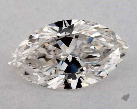 1.00 Carat H-VS1 Marquise Cut Diamond