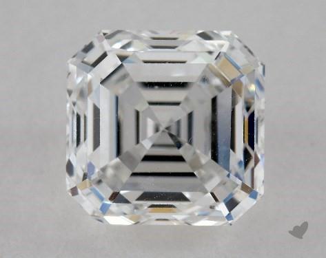 2.27 Carat E-VVS2 Emerald Cut Diamond