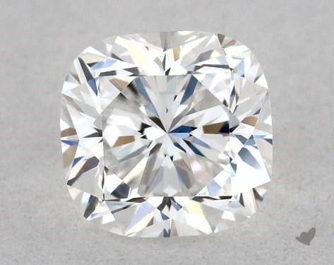 <b>0.51</b> Carat E-VVS2 Cushion Cut Diamond