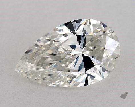 2.01 Carat H-VS2 Pear Shape Diamond