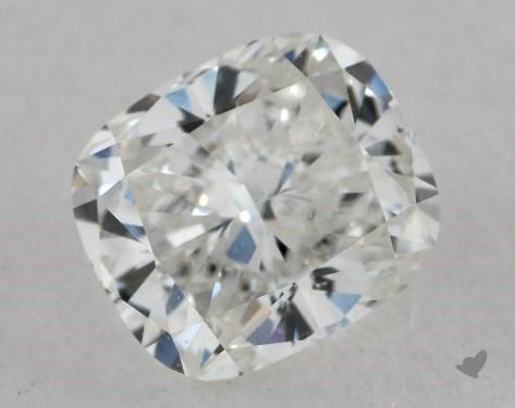 0.73 Carat G-VS1 Cushion Modified Cut Diamond