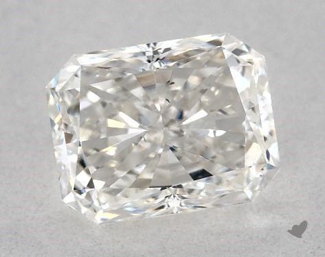 1.01 Carat G-SI1 Radiant Cut Diamond