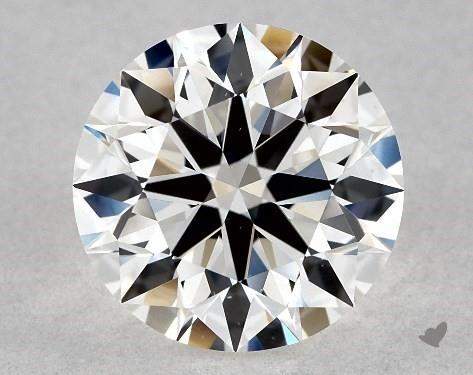 1.19 Carat G-VS2 Excellent Cut Round Diamond