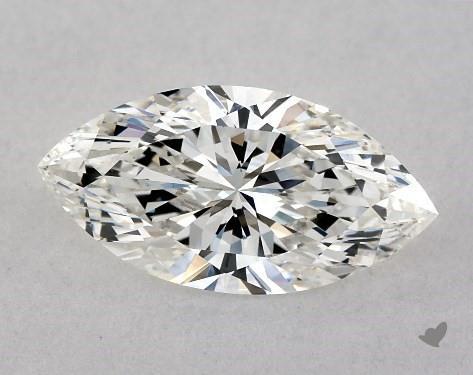 0.90 Carat H-VS1 Marquise Cut Diamond