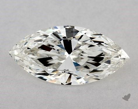 1.31 Carat H-VS1 Marquise Cut Diamond