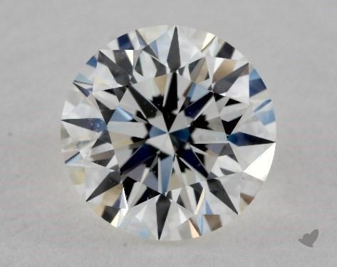 1.10 Carat H-SI2 Ideal Cut Round Diamond
