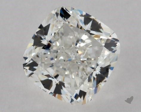 0.73 Carat H-VS1 Cushion Cut Diamond