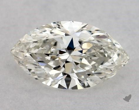 0.47 Carat I-SI2 Marquise Cut Diamond