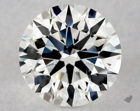 1.02 Carat H-SI1 True Hearts<sup>TM</sup> Ideal Diamond
