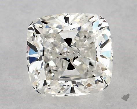 0.90 Carat H-VS2 Cushion Modified Cut Diamond