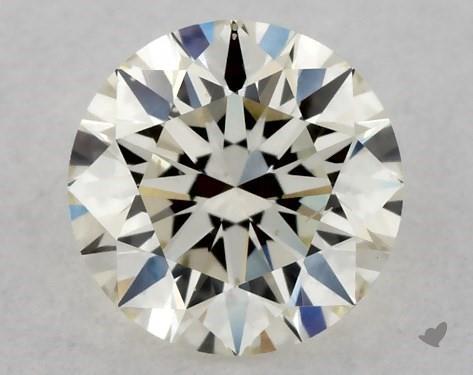 0.38 Carat L-SI1 Excellent Cut Round Diamond