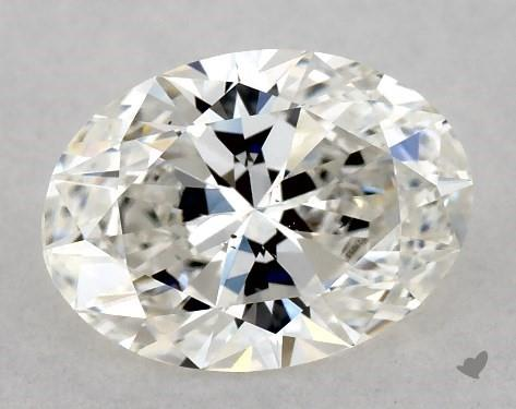 1.01 Carat H-VS2 Oval Cut Diamond