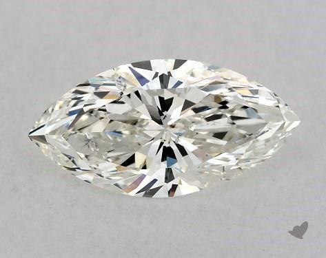 1.00 Carat H-SI2 Marquise Cut Diamond