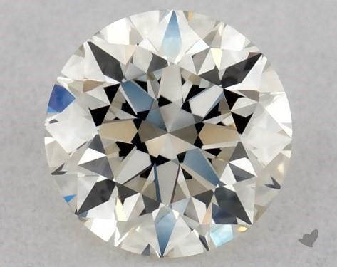 0.35 Carat K-SI1 Excellent Cut Round Diamond