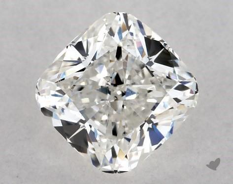 0.80 Carat H-VS2 Cushion Modified Cut Diamond