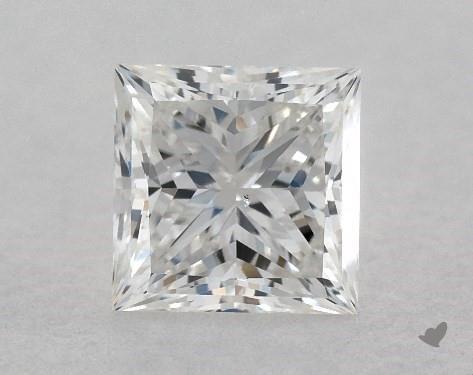 0.70 Carat H-VS2 Ideal Cut Princess Diamond