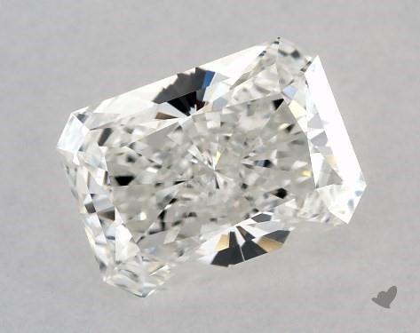 1.03 Carat H-VS2 Radiant Cut Diamond