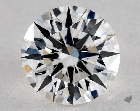 Lab-Created 1.65 Carat H-VS1 Ideal Cut Round Diamond