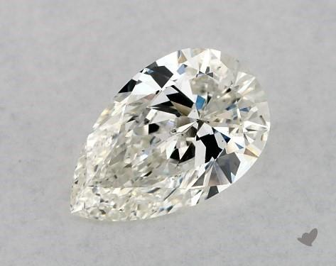 1.01 Carat H-VS2 Pear Shape Diamond
