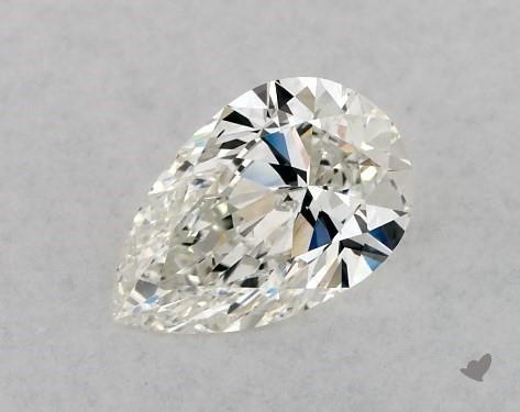 0.70 Carat H-VS2 Pear Shape Diamond