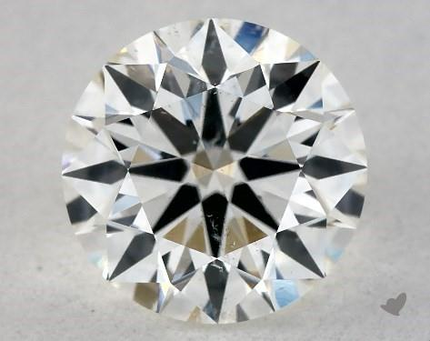 1.06 Carat H-SI1 True Hearts<sup>TM</sup> Ideal Diamond