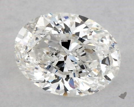 1.01 Carat E-SI1 Oval Cut Diamond