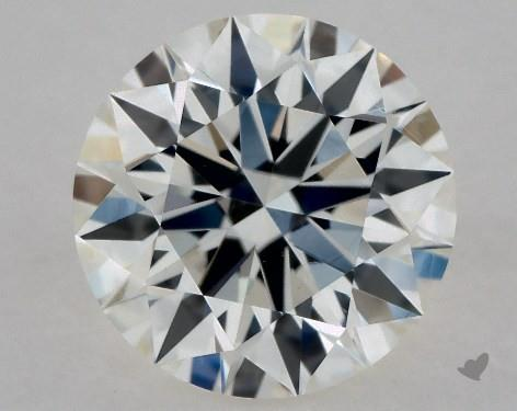 0.79 Carat I-VS2 Ideal Cut Round Diamond