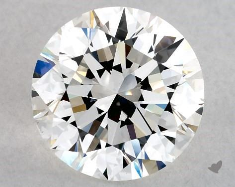 2.20 Carat G-VS2 Excellent Cut Round Diamond