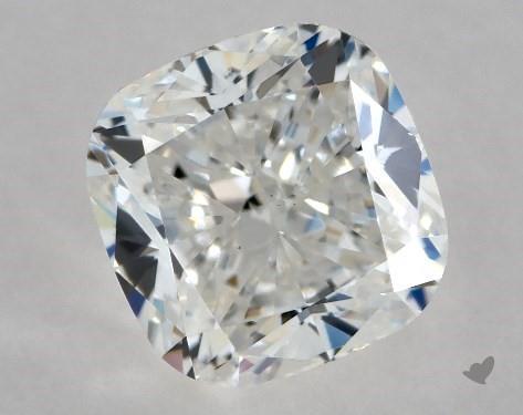 0.81 Carat G-VS1 Cushion Cut Diamond