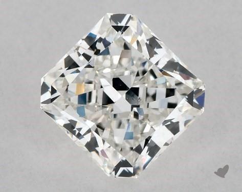 1.09 Carat H-VS2 Radiant Cut Diamond