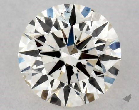 <b>0.36</b> Carat L-SI1 Excellent Cut Round Diamond