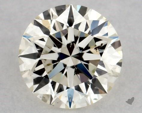 <b>0.35</b> Carat M-SI1 Excellent Cut Round Diamond