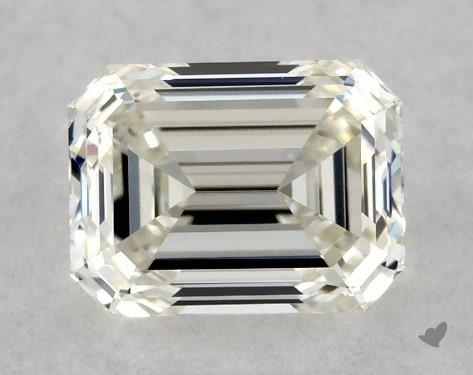 0.50 Carat K-VS1 Emerald Cut Diamond