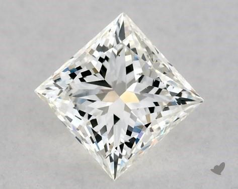 0.43 Carat I-VS1 Very Good Cut Princess Diamond
