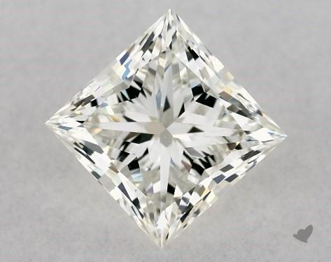 1.01 Carat H-VS1 Ideal Cut Princess Diamond