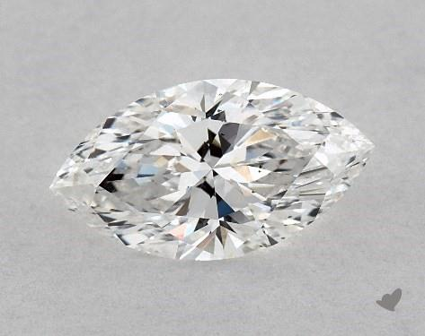 1.00 Carat E-SI1 Marquise Cut Diamond